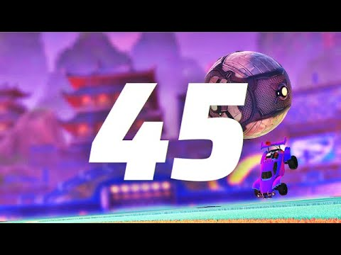 Download ROCKET LEAGUE INSANITY 45 ! (BEST GOALS, RESETS, WAVE DASHES)