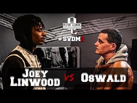 @ALPHA LEAGUE PRESENTS: Oswald Vs Joey Linwood
