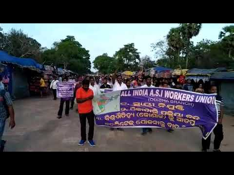 All india a.s.i workers union odisha