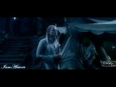 Legolas and Arwen - Pieces (Full)
