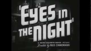 Eyes In The Night 1942 Trailer