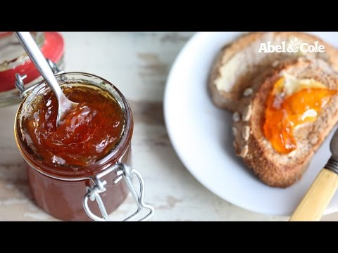 Blood Orange Marmalade in 15 minutes | Abel & Cole