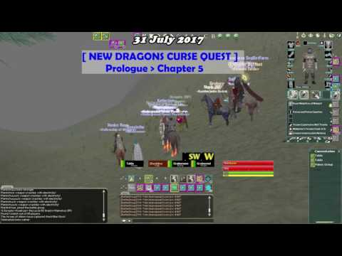 [daoc/ywain - live] PVE - A Dragons Curse Quest - Prologue to Chapter 5