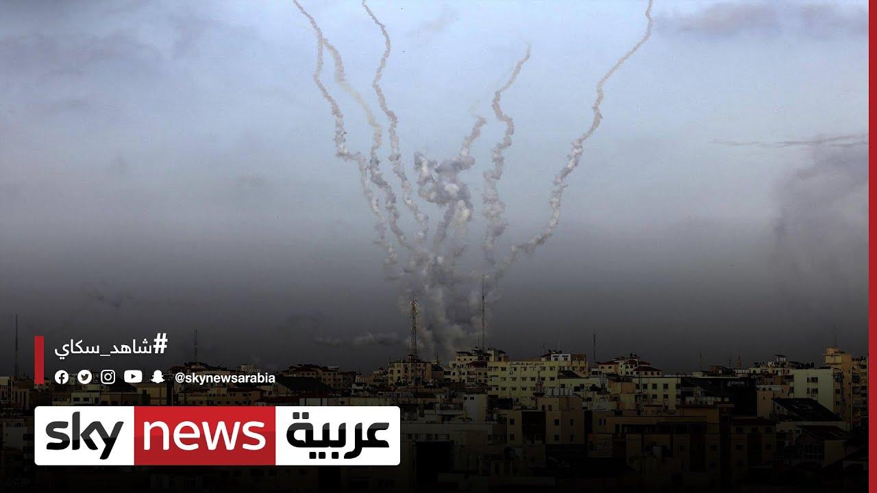 إسرائيل تكثف غاراتها على قطاع غزة  - نشر قبل 3 ساعة