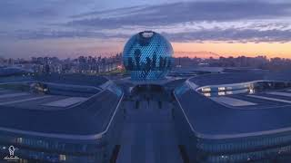 Discover Nur Sultan Capital City of Kazakhstan