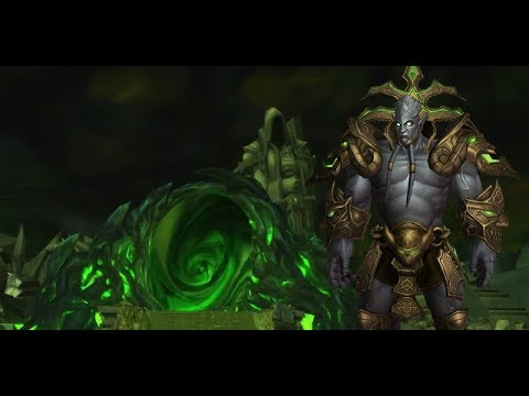 Цитадель Адского Пламени.  Нормал. Соло. Маг. World Of Warcraft