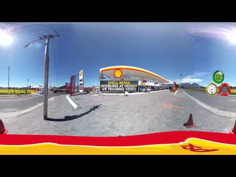 Shell 360-Degree Virtual Reality Training Experience