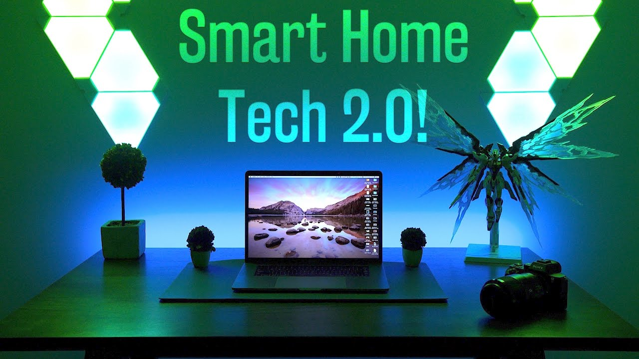 best new smart home tech 2 0 youtube. Black Bedroom Furniture Sets. Home Design Ideas