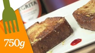 Recette de Pain Perdu / French toast - English subtitles - 750 Grammes