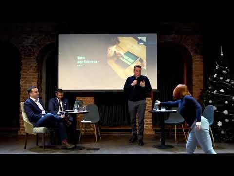 """Интернет-банк больше не нужен. Выступление Николая Петелина (Банк """"Восточный"""") на Форуме FinSME"""