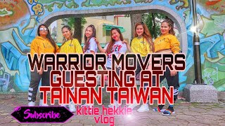 Warrior Movers Guesting at Tainan