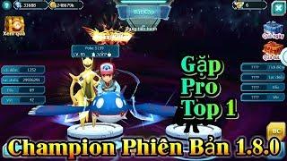 Pokémon Champion League 1.8.0 Trận Đấu Gây Cấn Nhất Trong Game Pokemon Legends
