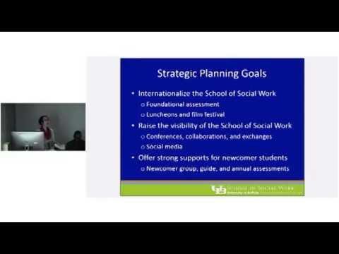 Best Practices: International Activities in Schools of Social Work