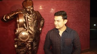 Aamir Khan Speaks On Documentary Film 'Chale Chalo' the making of 'Lagaan' -Part 1