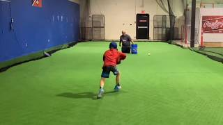 Session 1 - Baseball - 5 years old