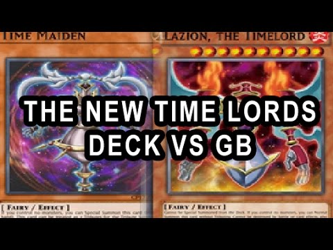 THE NEW TIME LORDS DECK IS ACTUALLY NOT THAT BAD, MY GB'S GOT REKT