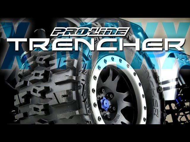 Pro-Line Trencher 4.3 Pro-Loc All Terrain X-MAXX Truck Tires