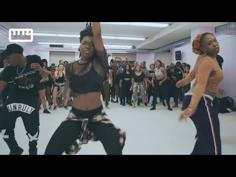"Afro Trap x Afro Dance Type Beat ""Joanna"" | Meka Oku Choreography"