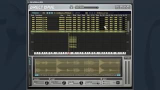 Directwave - Basic Zone Editing