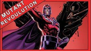 Mutant Revolution | X-Men Black Magneto #1