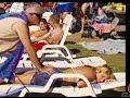 En seksi kamera şakaları 3 - Bikinili kızlar ile Sahilde seksi şaka