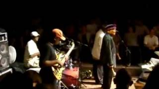 Roy Ayers & Band - Our Time Is Coming / Get On Down Medley