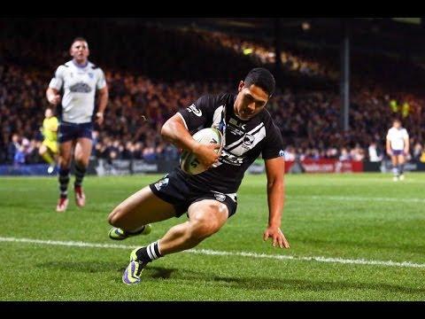 New Zealand V Scotland Highlights