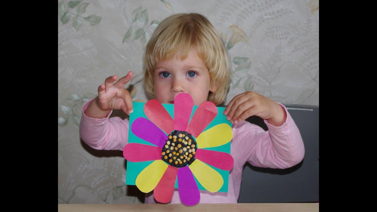Детские поделки своими руками для 3 лет