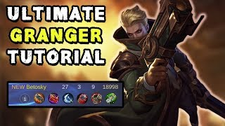 You Will Dominate With Granger After This Tutorial! | Mobile Legends