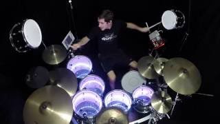 vuclip Closer - Drum Cover - The Chainsmokers