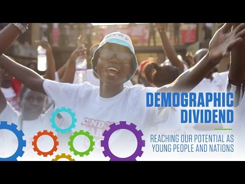 Demographic Dividend: Reaching Our Potential as Young People and Nations