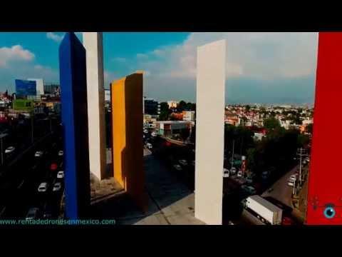 Drone Films México Torres de Satélite