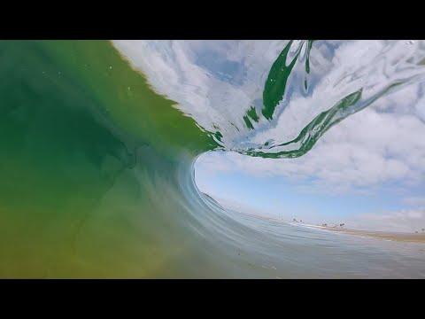 Clean California Shorebreak /// GoPro Hero 3+