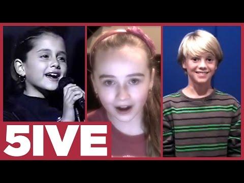 Before They Were Stars ft. Sabrina Carpenter & Ariana Grande