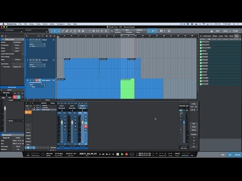Demystifying The 3 Different Ways To Activate Recording In PreSonus Studio One