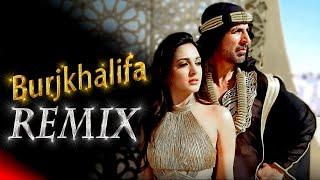Burjkhalifa Remix   Dj Dhruv   Laxmmi Bomb   Akshay Kumar   Kiara Advani   Sajjad Khan Visuals