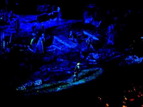 Il trovatore - Arena di Verona - Alberto Gazale - Tutto è deserto... Il balen del suo sorriso