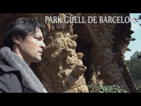 PARK GÜELL DE BARCELONA. EUSEBI GÜELL. ANTONI GAUDÍ. BARCELONA HISTÓRICA. IVITV