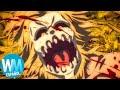 ¡TOP 10 Momentos Más BRUTALES En Attack On Titan!
