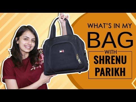 What鈥檚 In My Bag With Shrenu Parikh | Bag Secrets Revealed | Exclusive