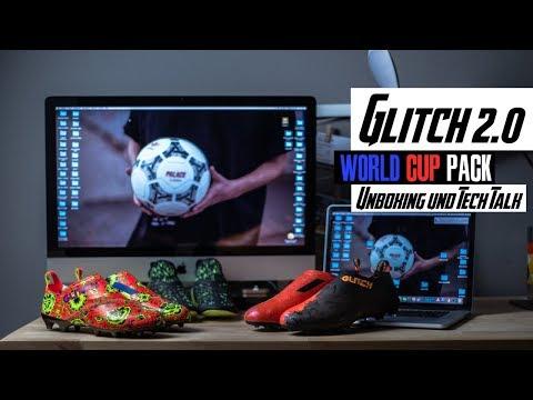 """Exklusives Adidas Glitch 2.0 Unboxing/Tech Talk - """"Die passenden Skins zur Weltmeisterschaft"""""""