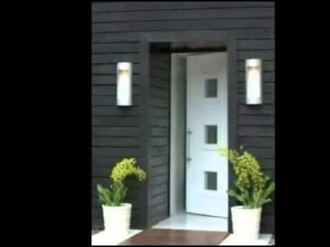 7 Desain Pintu Rumah Simple dan Keren by Desain dapur minimalis