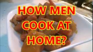How to cook Adobong Turkey with coconut milk