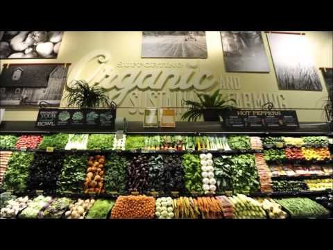 The Organic Food Revolution in the US