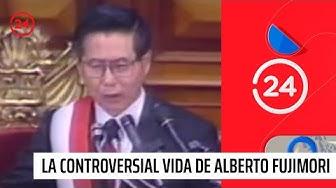 La controversial vida de Alberto Fujimori   24 Horas TVN Chile