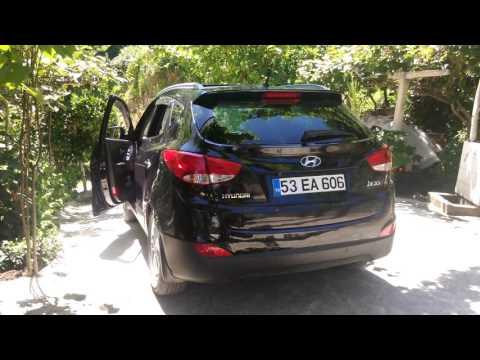 Hyundai Ix35 Exhaust Sound And Revving [4K]