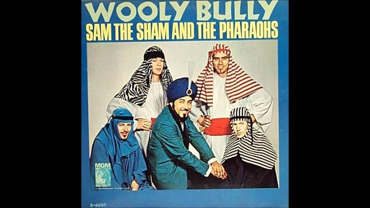Sam The Sham & The Pharaohs Sam The Sham Lil' Red Riding Hood / The Hair On My Chinny Chin Chin