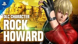 THE KING OF FIGHTERS XIV -  Rock Howard Trailer | PS4