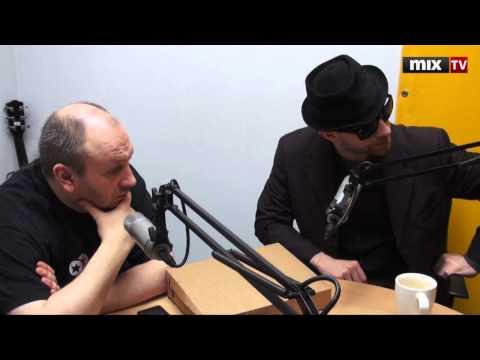 MIX TV: Billy's Band на радио MixFM