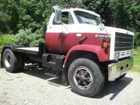 Chevy Kodiak - YouTube